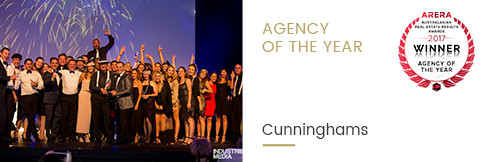 ARERA17 Agency of the Year