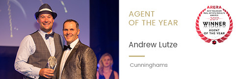 ARERA17 Agent of the Year
