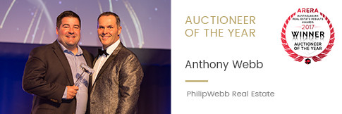 ARERA17 Auctioneer of the Year