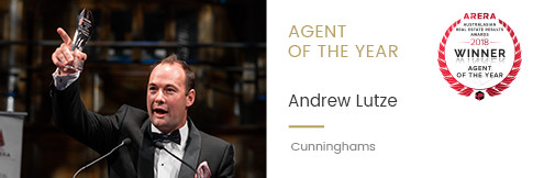 ARERA18 Agent of the Year