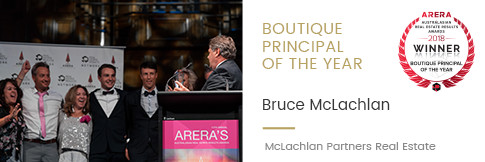 ARERA18 Boutique Principal of the Year