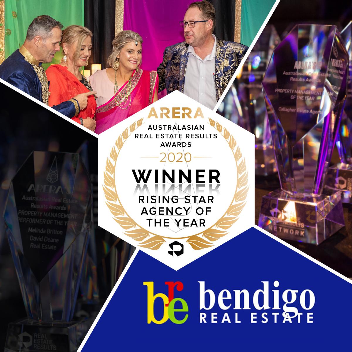 ARERAS20 Winner Social - Rising Star - Bendigo